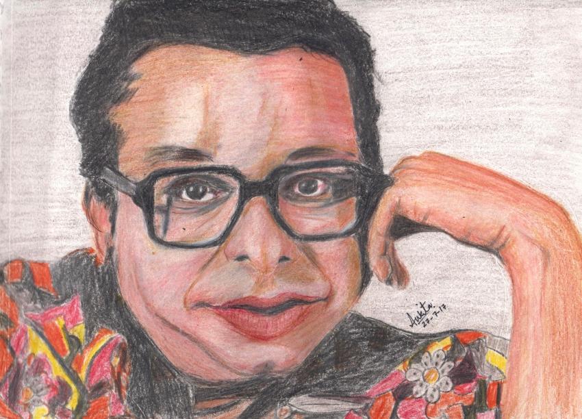 Rahul Dev Burman by Ankita
